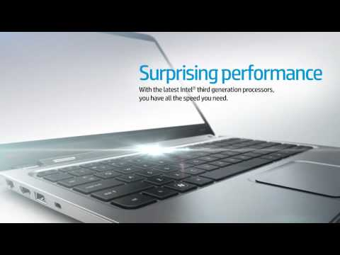 HP Envy Spectre XT Ultrabook