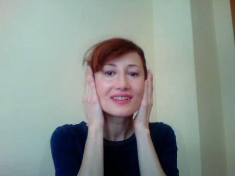 GIMNASIA FACIAL-EFECTO LIFTING-Para reducir arrugas y flacidez