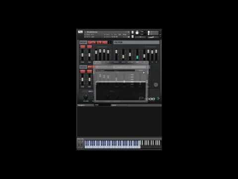 Synth Magic p8000  demo