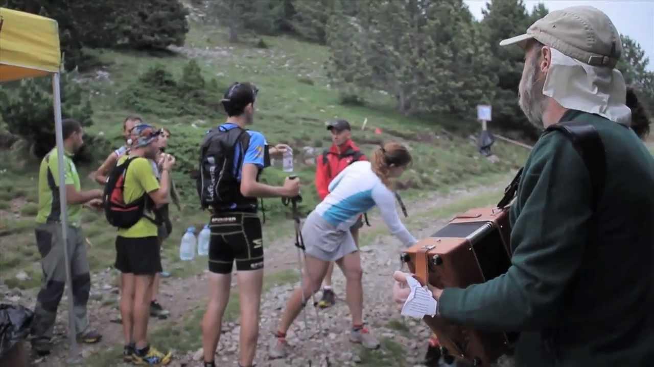 El destino: Cadí Ultra Trail
