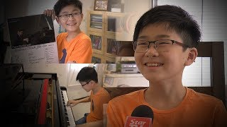 An award-winning 12-year-old music prodigy is dedicating his first solo piano concert on Sept 2 to raise funds for autistic children ...