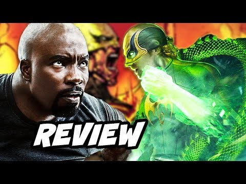 Luke Cage Season 2 Iron Fist Heroes For Hire Review