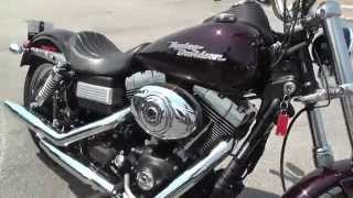 8. 309445 - 2007 Harley Davidson Dyna Street Bob FXDB - Used Motorcycle For Sale