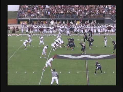 Davis Tull 2010 High School Highlights video.