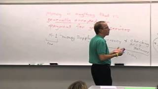 Money And Banking: Lecture 2 - Functions Of Money 1