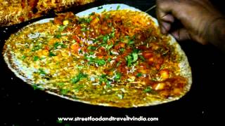 Rajkot India  city pictures gallery : Masala Dosa in Rajkot Gujarat | World Famous Indian Street Food Video 12