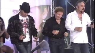 Roberto e Meirinho e Biro Biro cantam