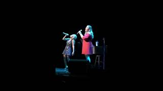 Video Kristin Chenoweth and 17 year old connect flawlessly on an unrehearsed duet of For Good. Amazing! MP3, 3GP, MP4, WEBM, AVI, FLV Juli 2018