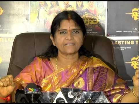 Vijay's Puli Press Meet