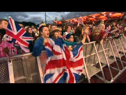 Jessica Ennis Fans React to her Victory