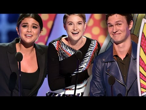 Teen Choice Awards 2014 Winners Recap: TFiOS, Vampire Diaries, One Direction