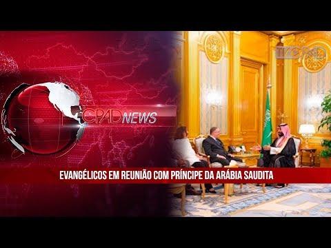 Boletim Semanal de Notícias CPAD News 145