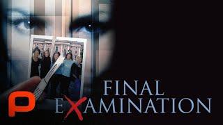 Video Final Examination (Full Movie) Thriller Horror MP3, 3GP, MP4, WEBM, AVI, FLV Juli 2018
