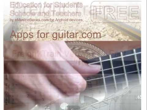 Android Apps for Guitar