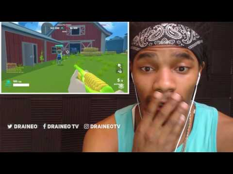 Vanossgaming Shotgun Farmers Funny Moments - Get The Chicken! FUNNY REACTION!!