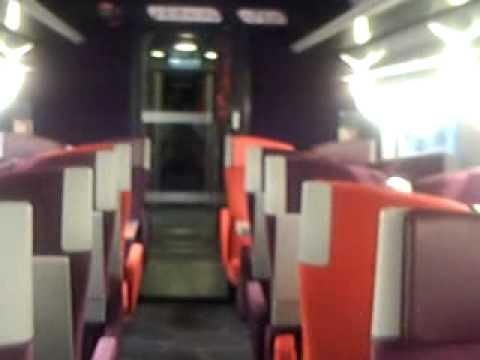 Interieur TGV Lacroix 2ème Classe