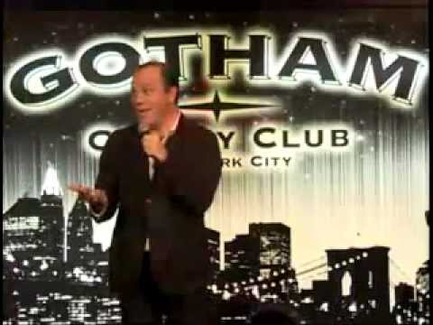 TWTComedy JOKES with Tom Papa @ Gotham Comedy Club in NY