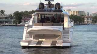 Video Luxury Yacht - Pershing 82 download in MP3, 3GP, MP4, WEBM, AVI, FLV January 2017