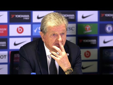 Chelsea 2-0 Crystal Palace - Roy Hodgson FULL Post Match Press Conference - Premier League