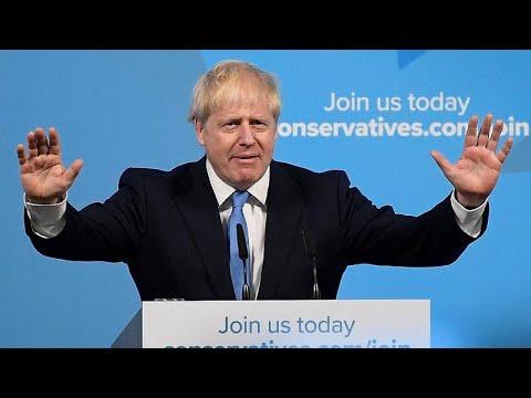 Ο Μπόρις Τζόνσον νέος πρωθυπουργός της Μεγάλης Βρετανίας…