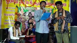 Anandi events ,co-singer _ venu dandugopal