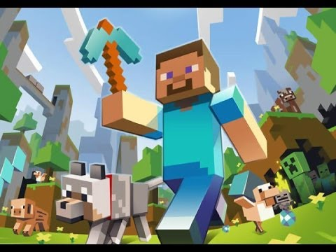 Minecraft #1 - Construindo a casa!