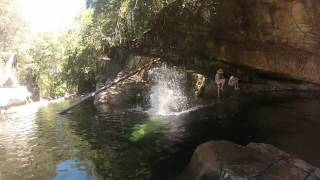 Upper Allyn Australia  City pictures : Upper Allyn River rope swing