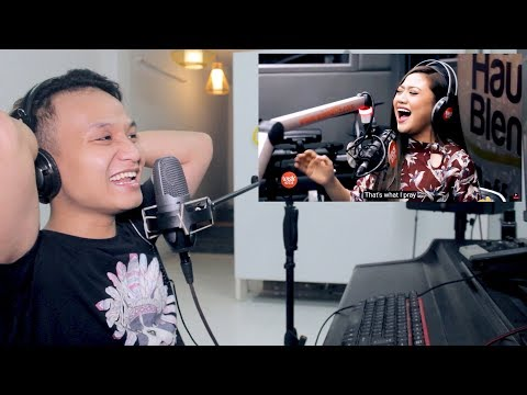 "(EngSub) Vocal Coach Reaction/Analysis Morissette Amon  ""Akin Ka Na Lang"" - LIVE on Bus. - Thời lượng: 14 phút."
