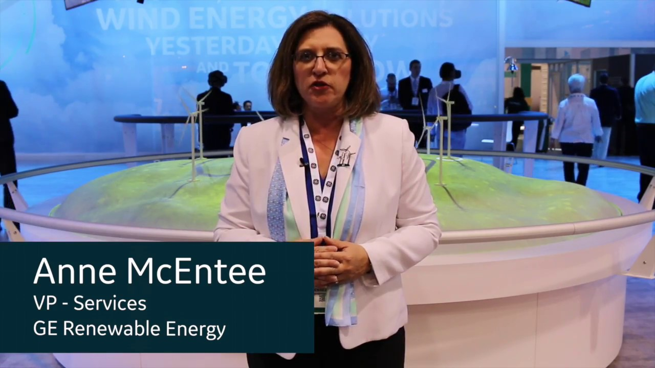 How GE Renewable Energy approaches Wind Turbine Service