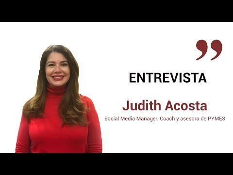 Entrevista Judith Acosta, social media manager. Coach y asesora de pymes[;;;][;;;]