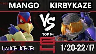 Video Genesis 4 SSBM - C9 Mango (Falco) Vs. MIOM KirbyKaze (Sheik) Smash Melee Winners Ro32 MP3, 3GP, MP4, WEBM, AVI, FLV Desember 2017