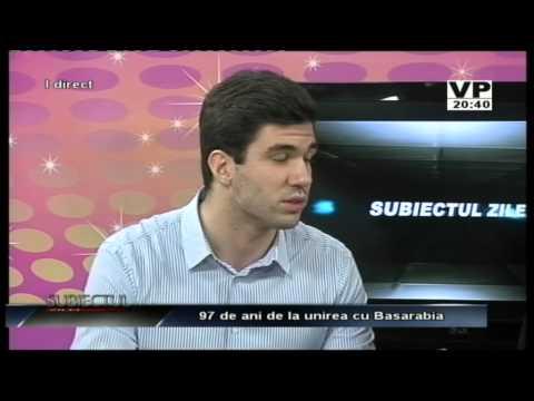 Emisiunea Subiectul Zilei – Grigore Demerji si Mihai Caragea– 25 martie 2015