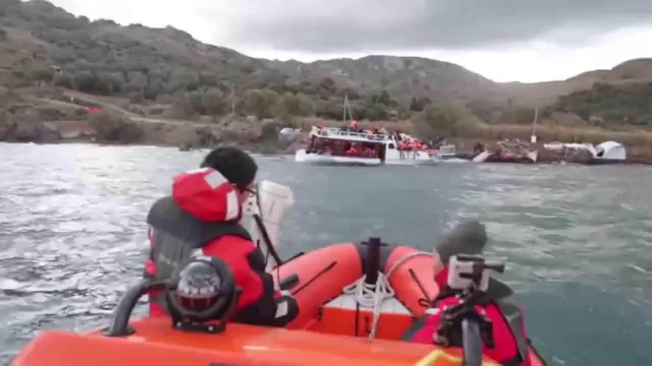 Οι Γιατροί Χωρίς Σύνορα ξεκινούν επιχειρήσεις διάσωσης στην Ελλάδα