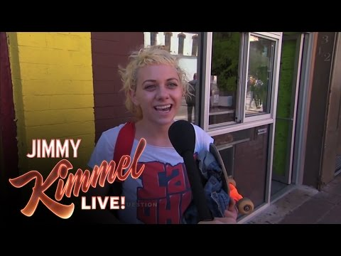 Jimmy Kimmel: Are You Drunk?