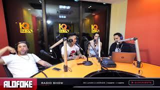 """Ronny Jiménez enamora a """"El Super Nuevo"""" en plena entrevista!!!"""