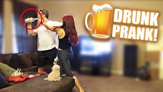 "Video ""I'M DRUNK PRANK"" ON GIRLFRIEND!! MP3, 3GP, MP4, WEBM, AVI, FLV Desember 2017"