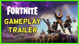 Here is a Gameplay Trailer for the upcoming game from Epic Games called Fortnite take a look what to expect when the game is released on PC, Xbox One and Ps4 out on the 25th July 2017 Subscribe here for more Gaming Videos: http://goo.gl/JnMm2v.Don't forgot to click that notifications bell so you know when my next video is live  I Stream so come join The Barking Mad Society: https://mixer.com/krlbarkerhttps://twitch.tv/krlbarker Fancy spying on what I'm doing lately join my Twitter: https://twitter.com/KrlBarkerWant to stalk me on Xbox One well here's my GT: KrlBarkerJoin my Club on Xbox One and have a Chat: Search KrlBarkerIntro Creator: Dopemotionshttps://www.youtube.com/channel/UCgvrz9ioKv89HMyg42z4pyQEdited By: KrlBarkerFor more templates, visit www.velosofy.com! The Storm came without warning. 98% of the world's population vanished... then came the monsters. Lead the world's remaining Heroes in the fight to hold back the Storm and rescue survivors. Explore the large, destructible world where no two games are ever the same. Build huge forts, craft exotic weapons and find loot. And be sure to invite your friends. Welcome to Epic Games' new Action Building game, Fortnite.