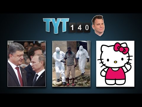 crisis - TYT140 - A Lot of News in a Little Time Top stories for August 28, 2014: - Russia reportedly captures Ukrainian coastal town (full story: http://ow.ly/APPuU) - JPMorgan Chase and other US...