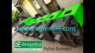 300 KG NAMKEEN LINE || PELLET BURNER || RE GREENFIRE™