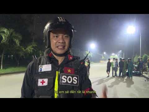 Tác phẩm đoạt giải Khuyến khích: Đội hỗ trợ SOS 117