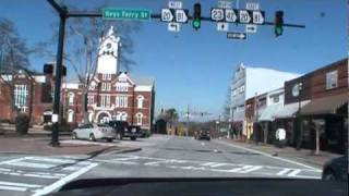 Mcdonough (GA) United States  city images : Driving McDonough GA