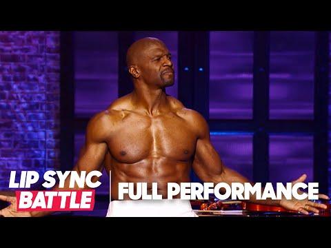 "Terry Crews Performs ""Sucker M.C.'s"" & ""A Thousand Miles""   Lip Sync Battle"
