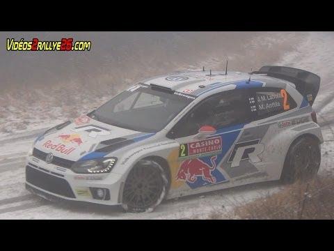 Vídeo WRC Rally MonteCarlo 2014 – Crash & Show [HD]