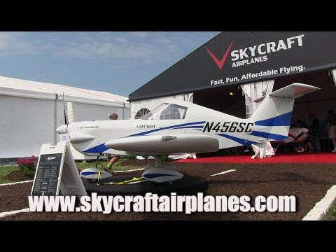Skycraft SD-1 Minisport from Skycraft Airplanes USA fails to pass FAA audit.