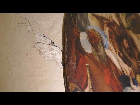 Νέες μέθοδοι σώζουν μνημεία και έργα τέχνης από την καταστροφή…