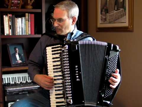 Adios Nonino - Accordion