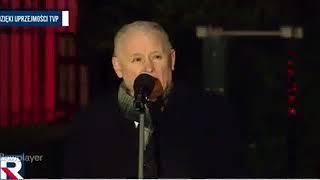 Kaczyński grozi swoim przeciwnikom – wprost nazywając ich wrogami