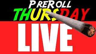 Preroll Thursday: Blue Dream LIVE by Take a Break with Aaron & Mo