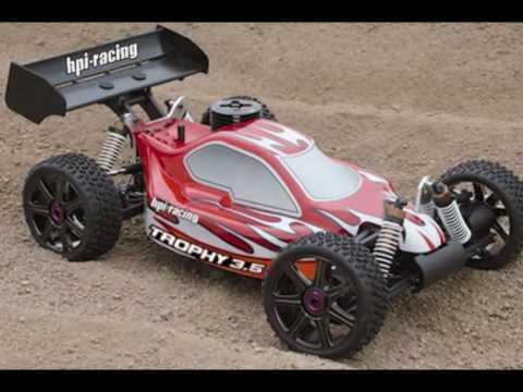 Смотреть видео HPI Trophy 3.5 RTR 1/8 4WD