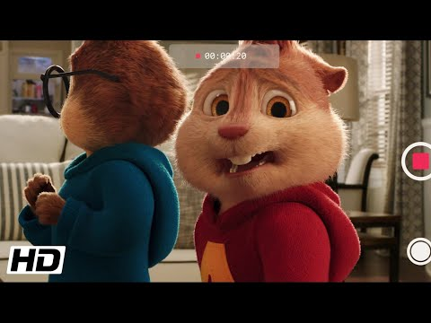 Alvin and the Chipmunks: The Road Chip (2015) - Birthday Party Message | Full [HD]